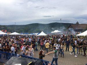 Oktoberfest 2018 the party