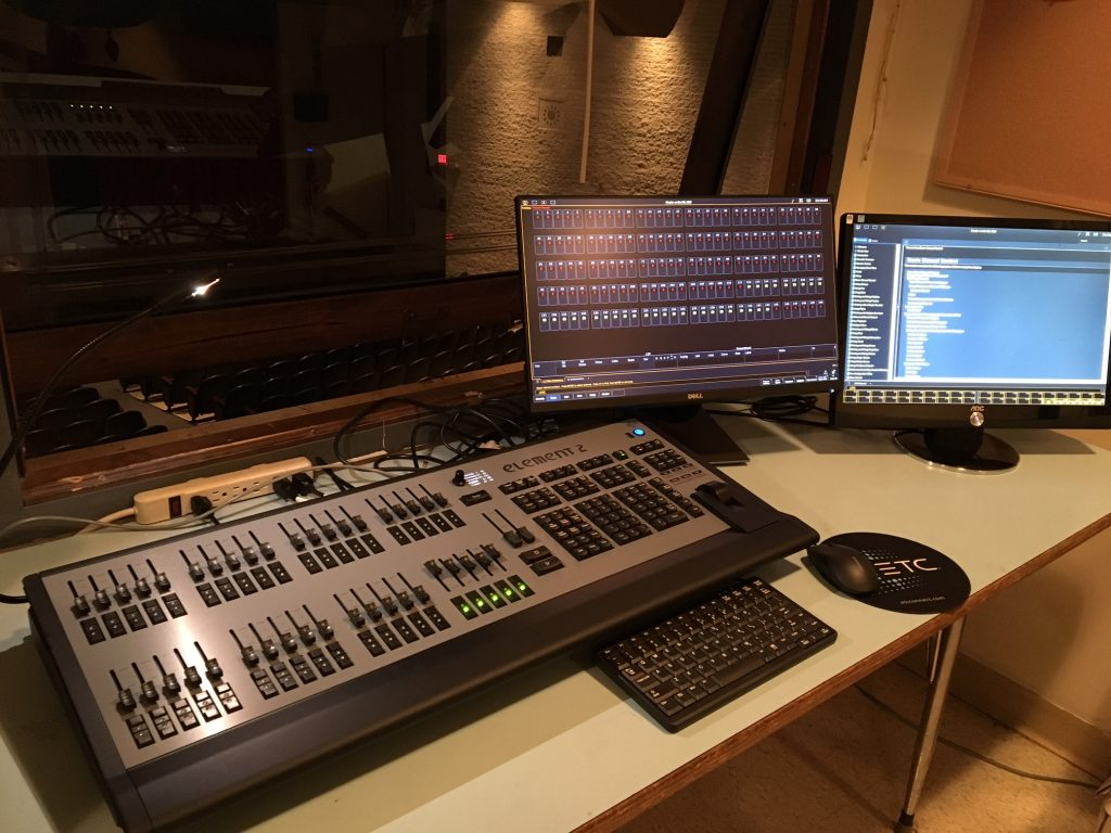 New Console - Installed by ASi Music