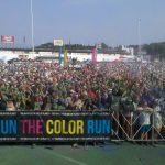 The crowd color run - ASi live event production