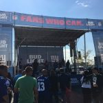 Bud Light party - ASI Music Mobile Stage