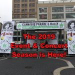 2019 ASi Music - Stage Cannabis Parade