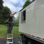 ASi Music SL100 Trailer Cleaning